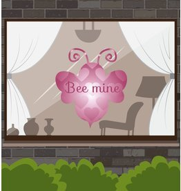 Día de San Valentín - Mina de la abeja