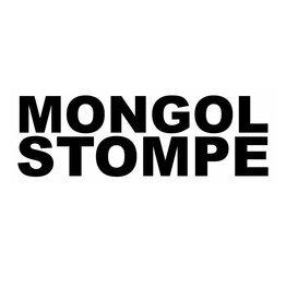 "Pegatina ""MONGOL STOMPE"""