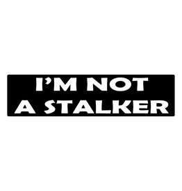 Pegatina de topes stalker