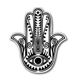 la mano de Buda