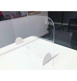 Pantalla de seguridad pantalla de tos independiente