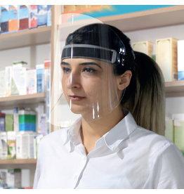Protector facial - protector contra salpicaduras