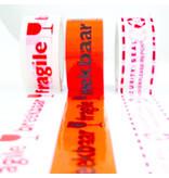 Cinta de PVC impresa 50 mm