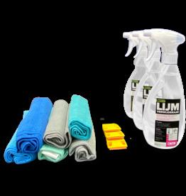 Paquete de des-adhesivo (mediano)